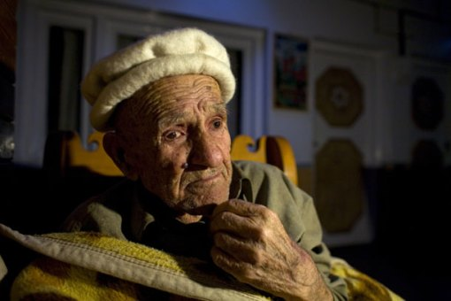 Elderly Hunza Man