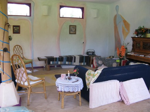Location of a Transformation Through Sound and Voice Playshop I Facilitated in Decmber 2008