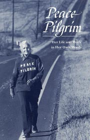 Peace Pilgrim book cover 160609