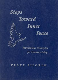 Steps Booklet for Peace pilgrim 160609
