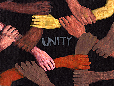 Unity for Mantram of Unification 030609