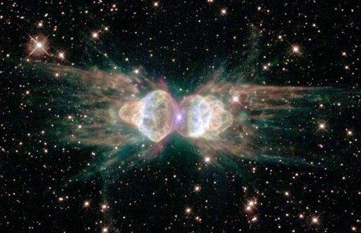 hubble 2 ant-nebula