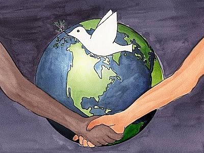 world peace is inevitable in search of simplicity