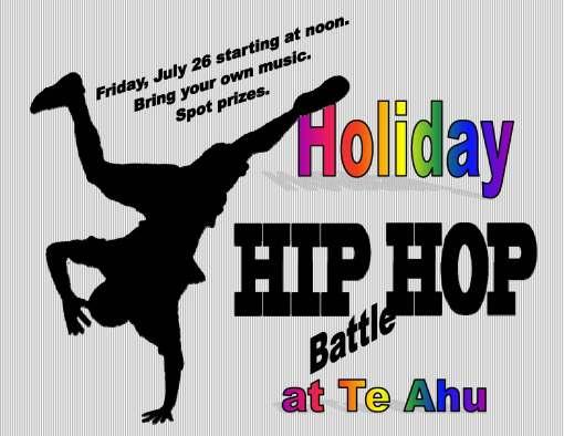 260713 Hip Hop Battle