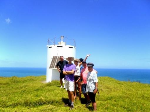 Cape Maria Van Diemen Lighthouse