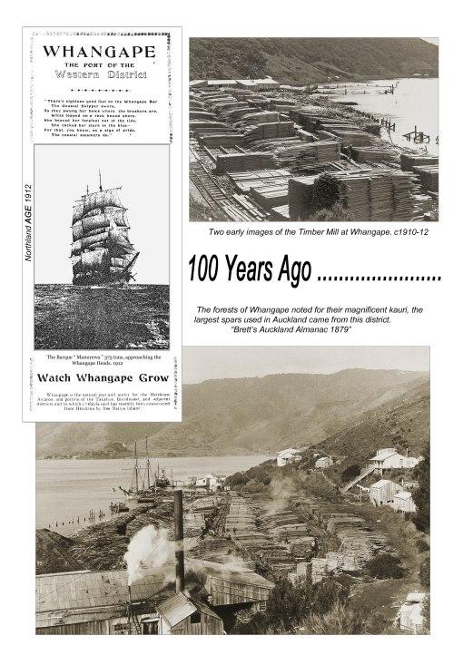 1. Whangape History